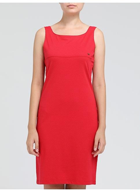 Lee Cooper Elbise Kırmızı